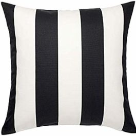 Black White Cushion