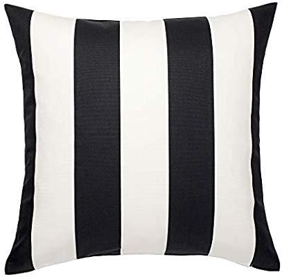 Black White Cushion
