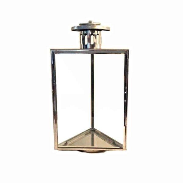 Sml+metal+lantern Triangular