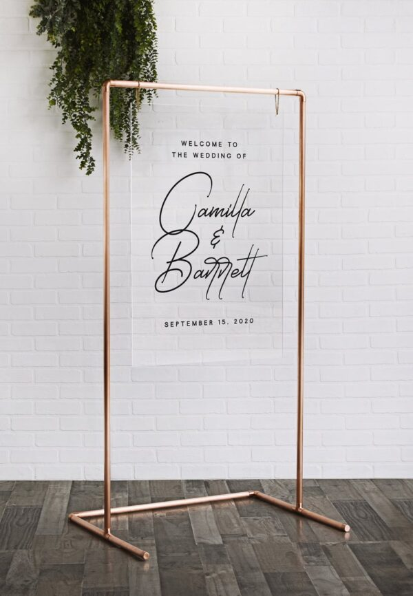 Copper Frame 1