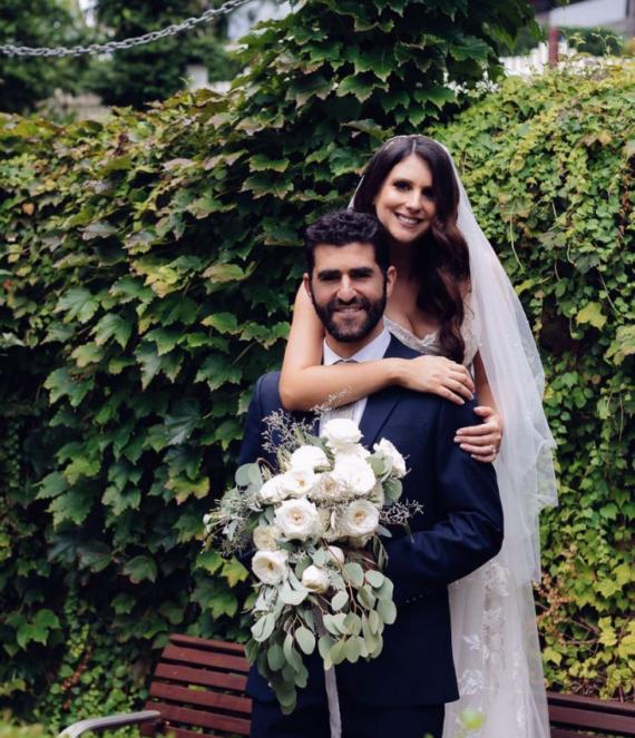 bride and groom | wedding day | Tumbleweed Events