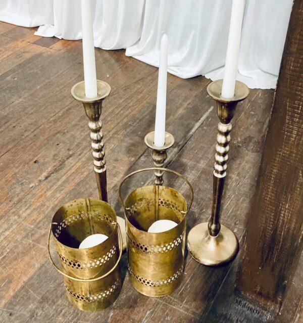 Lanterns brass