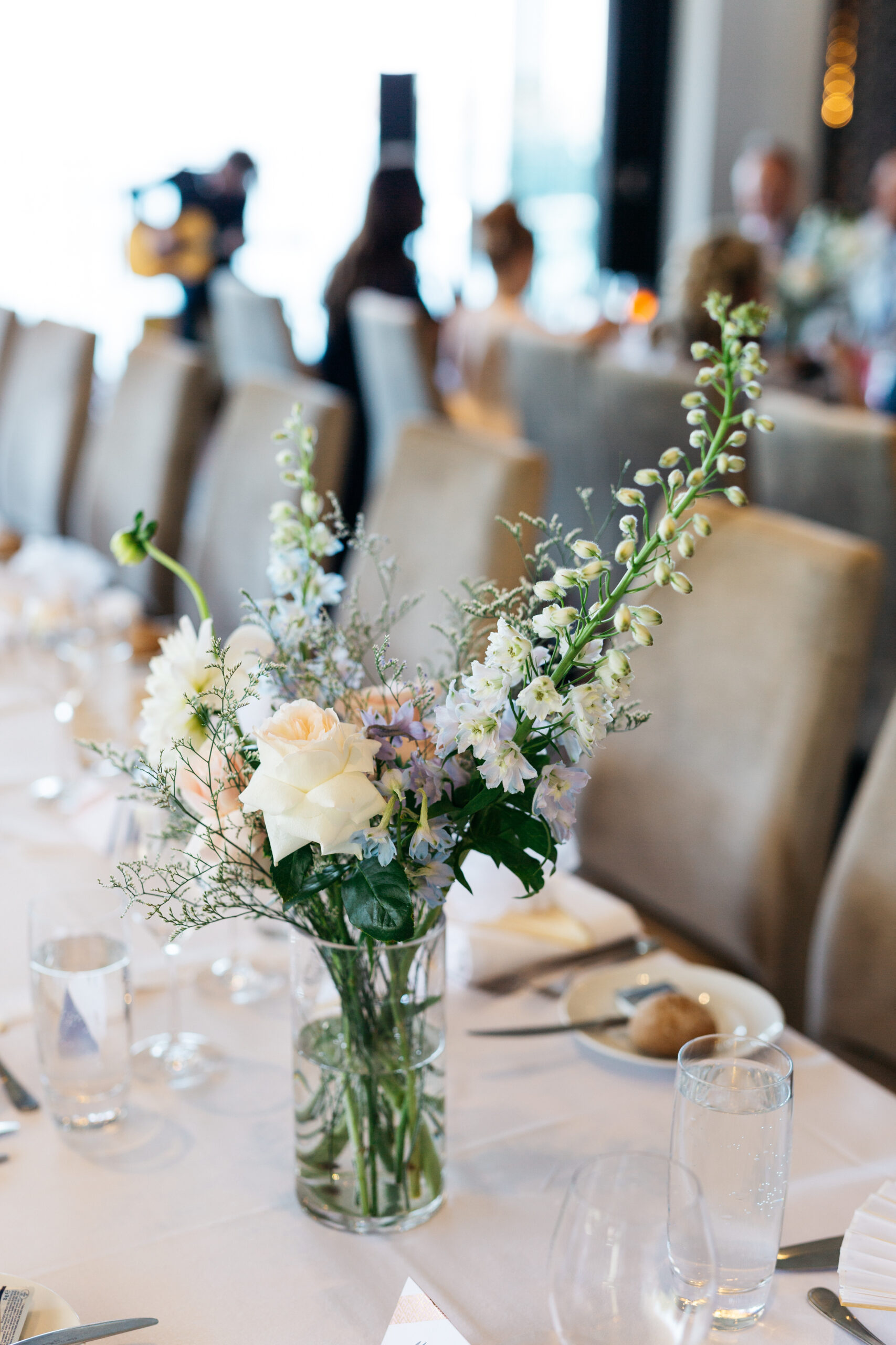 wedding table centerpiece | Tumbleweed Events