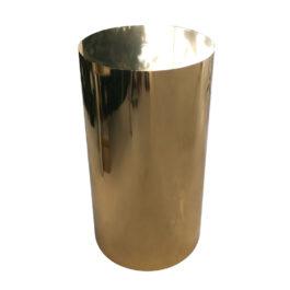 Gold Round Plinth 1 1