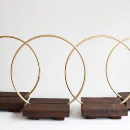 Copper Hoops2