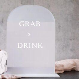 Drink Sign2